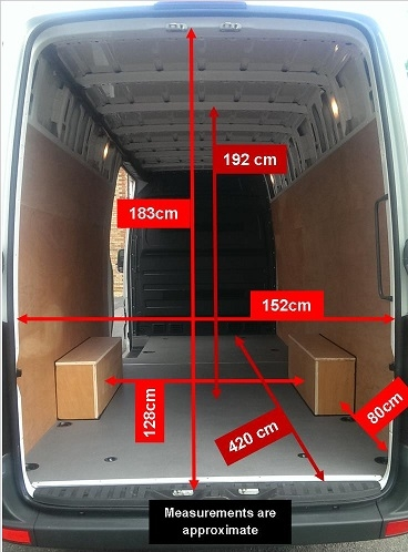 e mercedes extra long wheel base high roof van. Black Bedroom Furniture Sets. Home Design Ideas